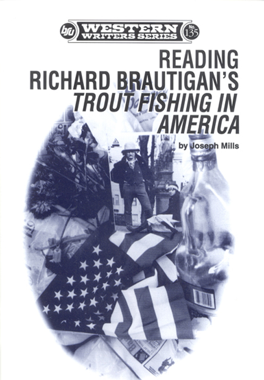 reading trout fishing in america book cover