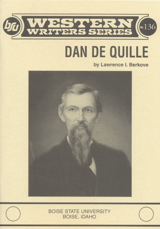 dan de quille book cover