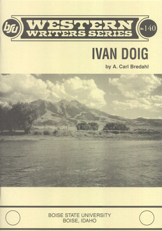ivan doig book cover