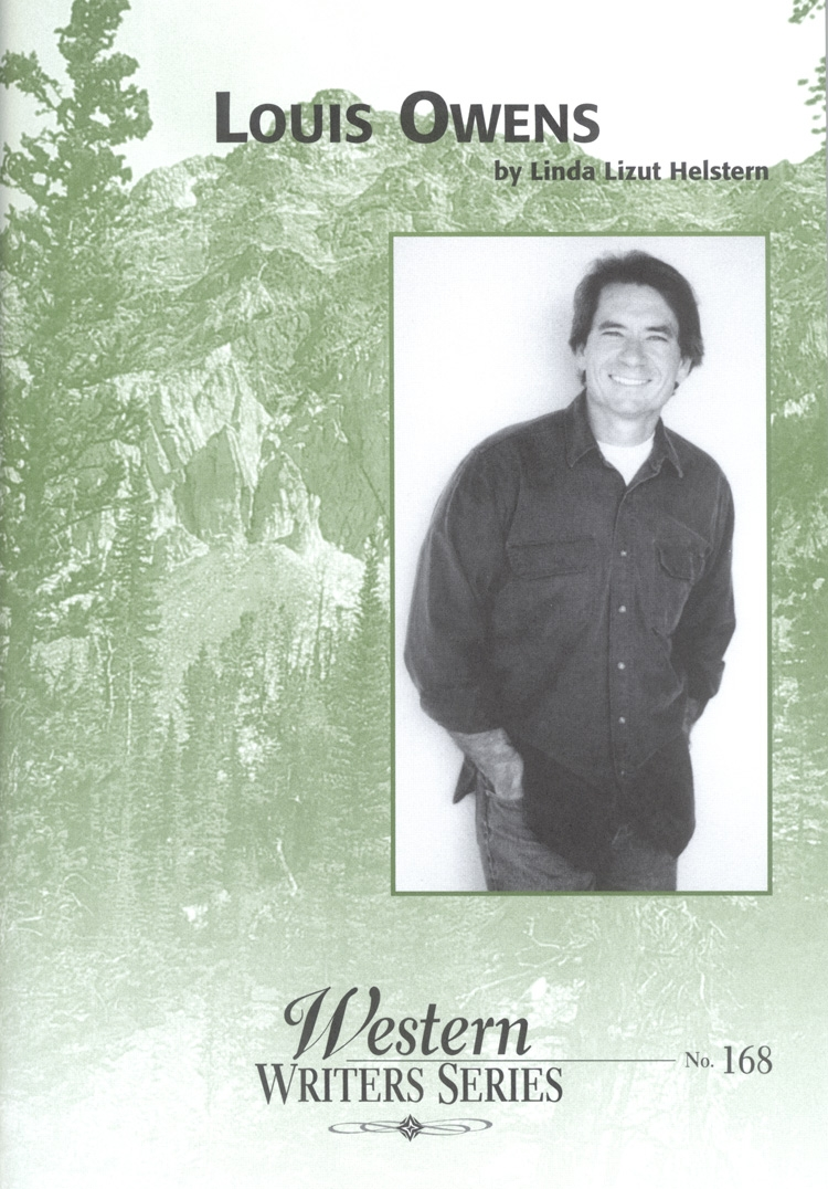 louis owens book cover