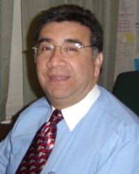 Portrait of Luis Eduardo Gomez