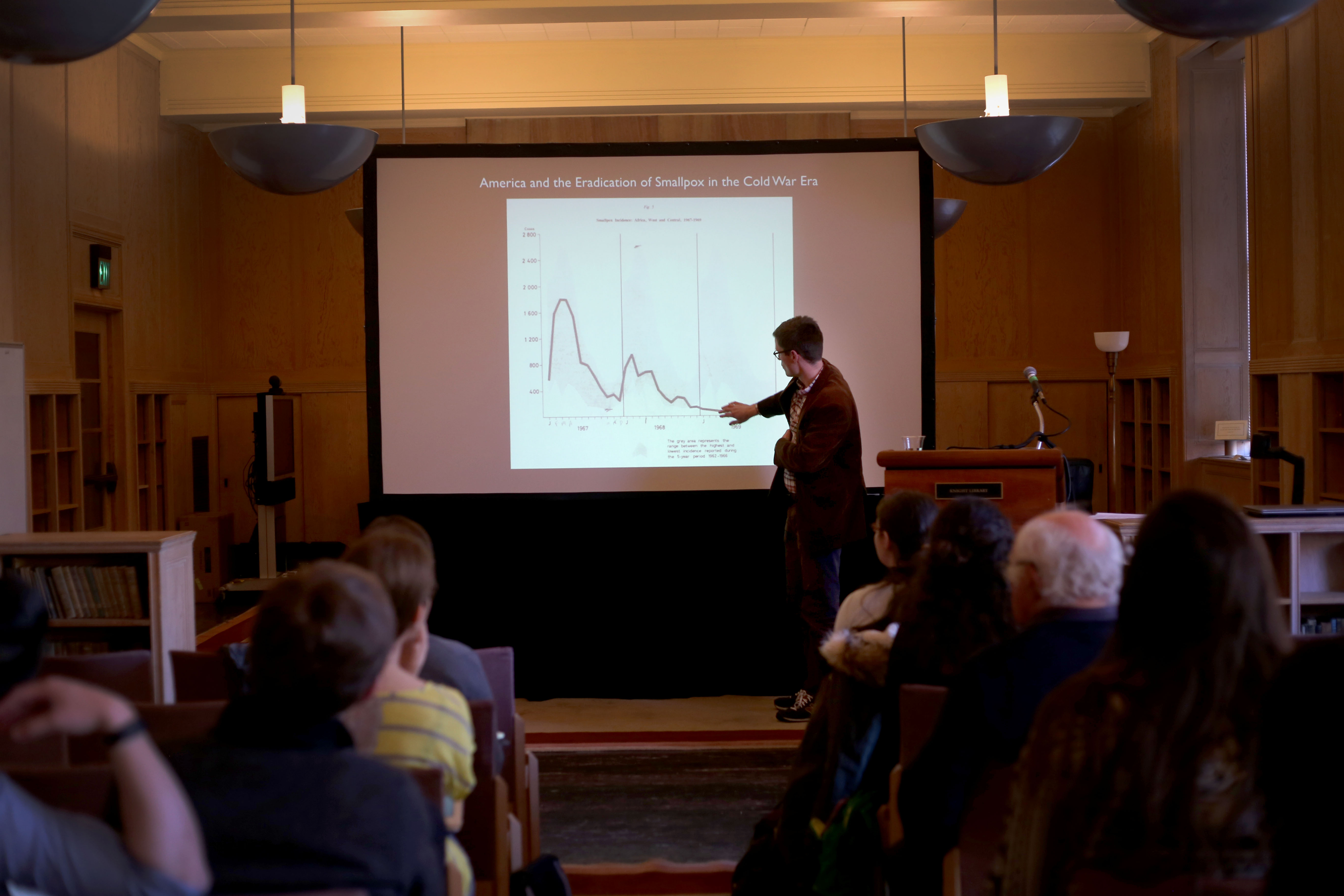 2016 lecture at University of Oregon.