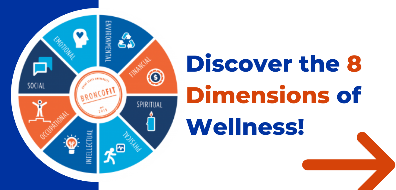 Discover the 8 dimensions of wellness