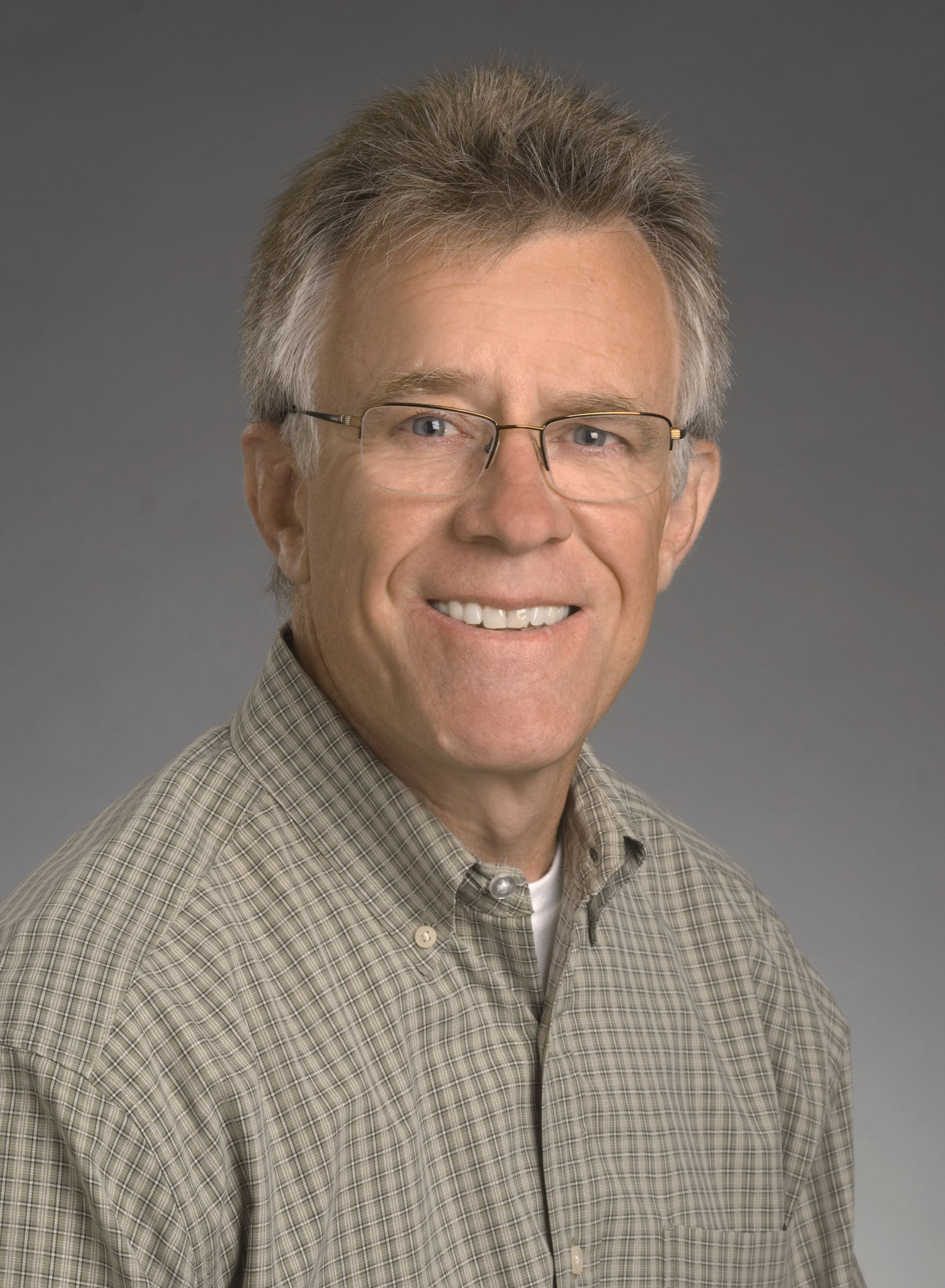 John Griffiths, Health Services/Campus Rec, Studio Portrait