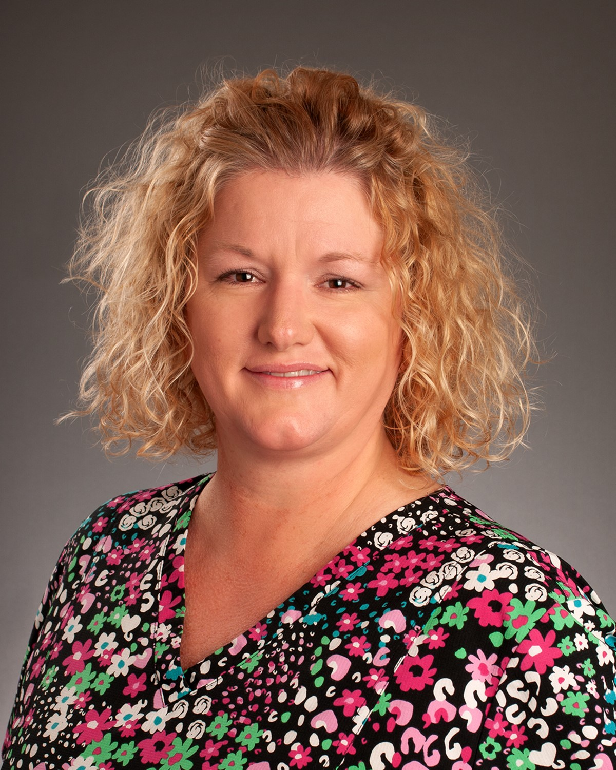 Tracy Tew, Health Services, faculty/staff, studio portrait by Priscilla Grover