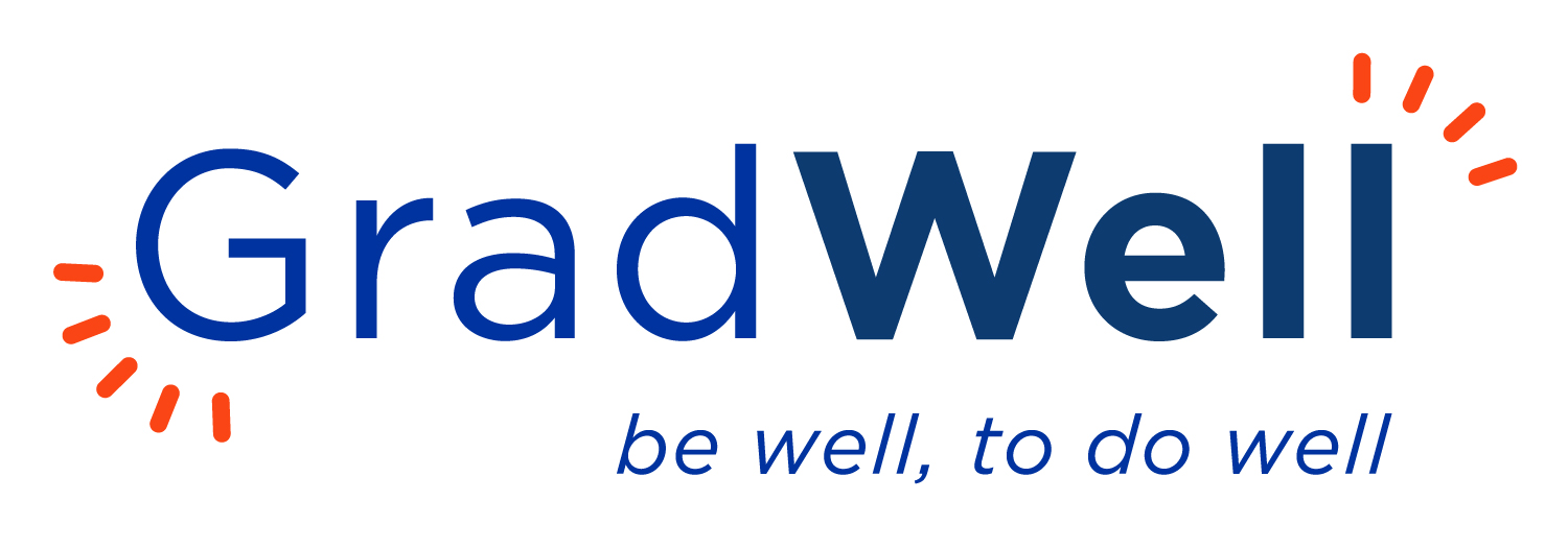 Gradwell, be well do to well graphic image