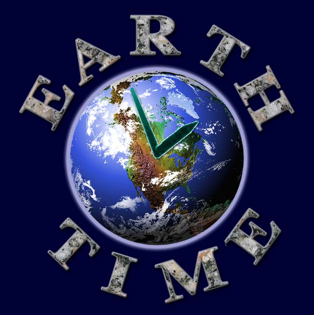 Earth Time logo