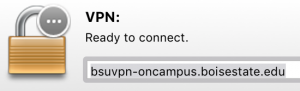 vpn address on campus