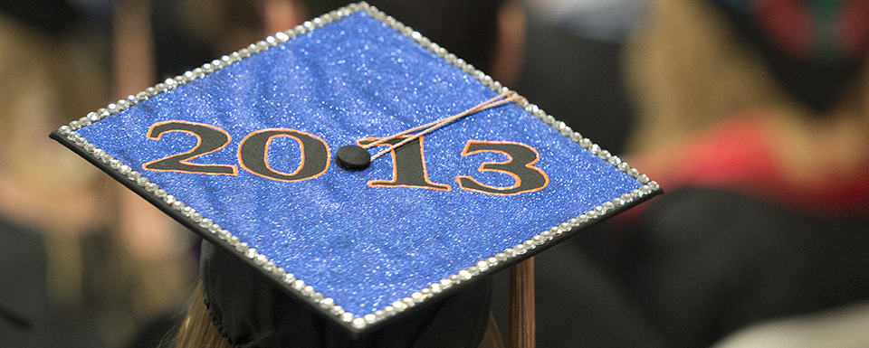 Commencement, Spring, John Kelly photo