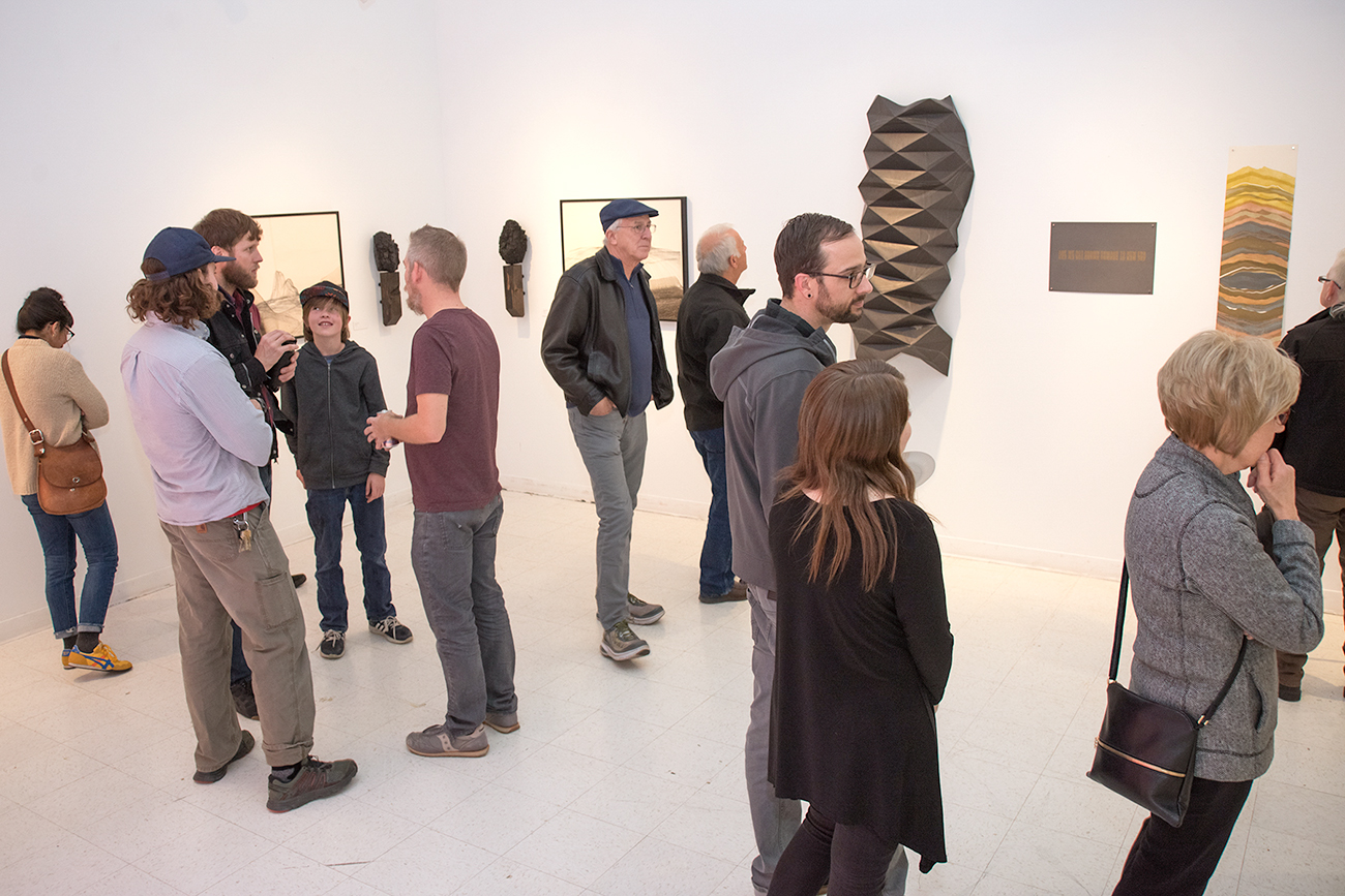 MFA student exhibition