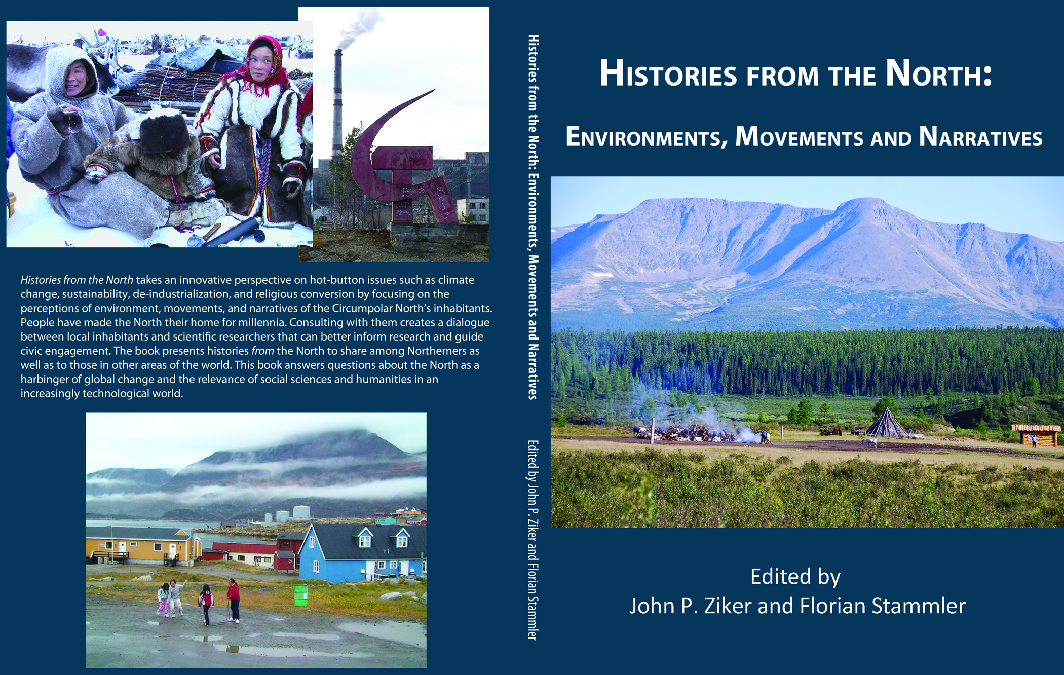 Histories from the North: Environments, Movements, and Narratives book cover