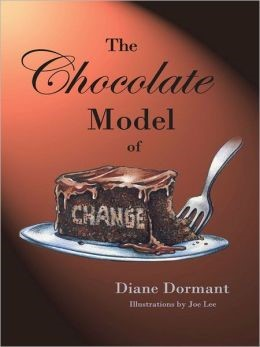 "Cover of the book ""The Chocolate Model of Change."""