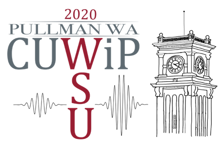 CUWiP Conference Logo