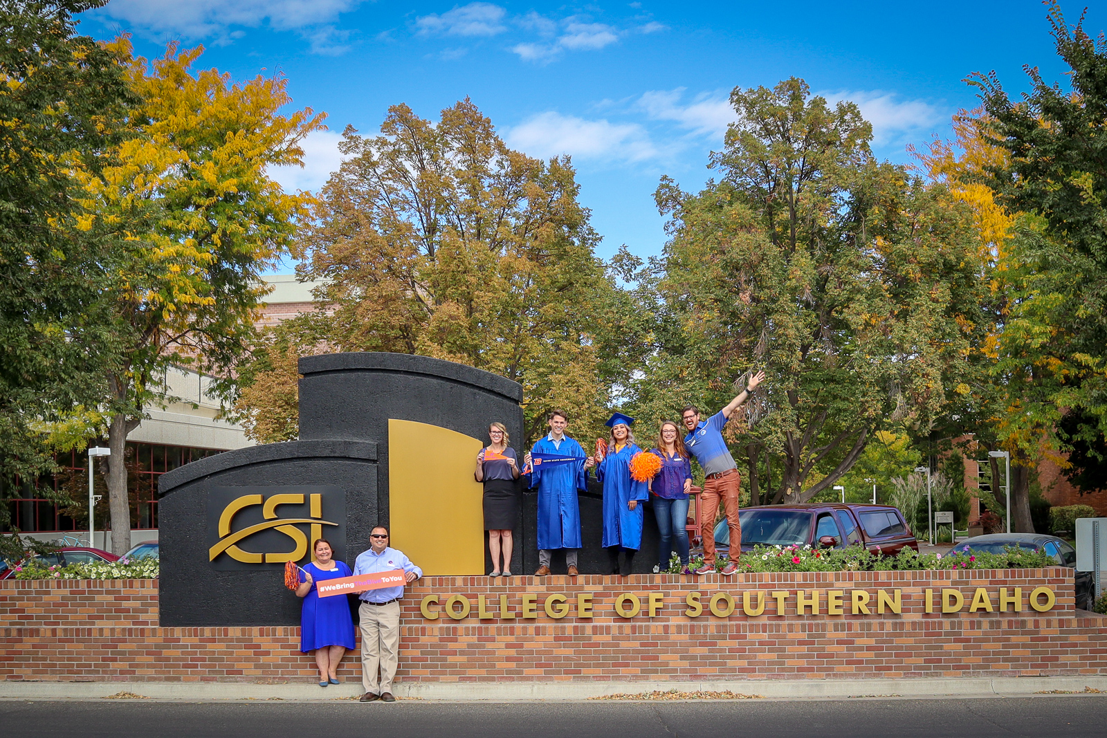 Boise State Center at the College of Southern Idaho (CSI)