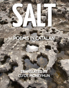 Salt Poems in Catalan book cover.