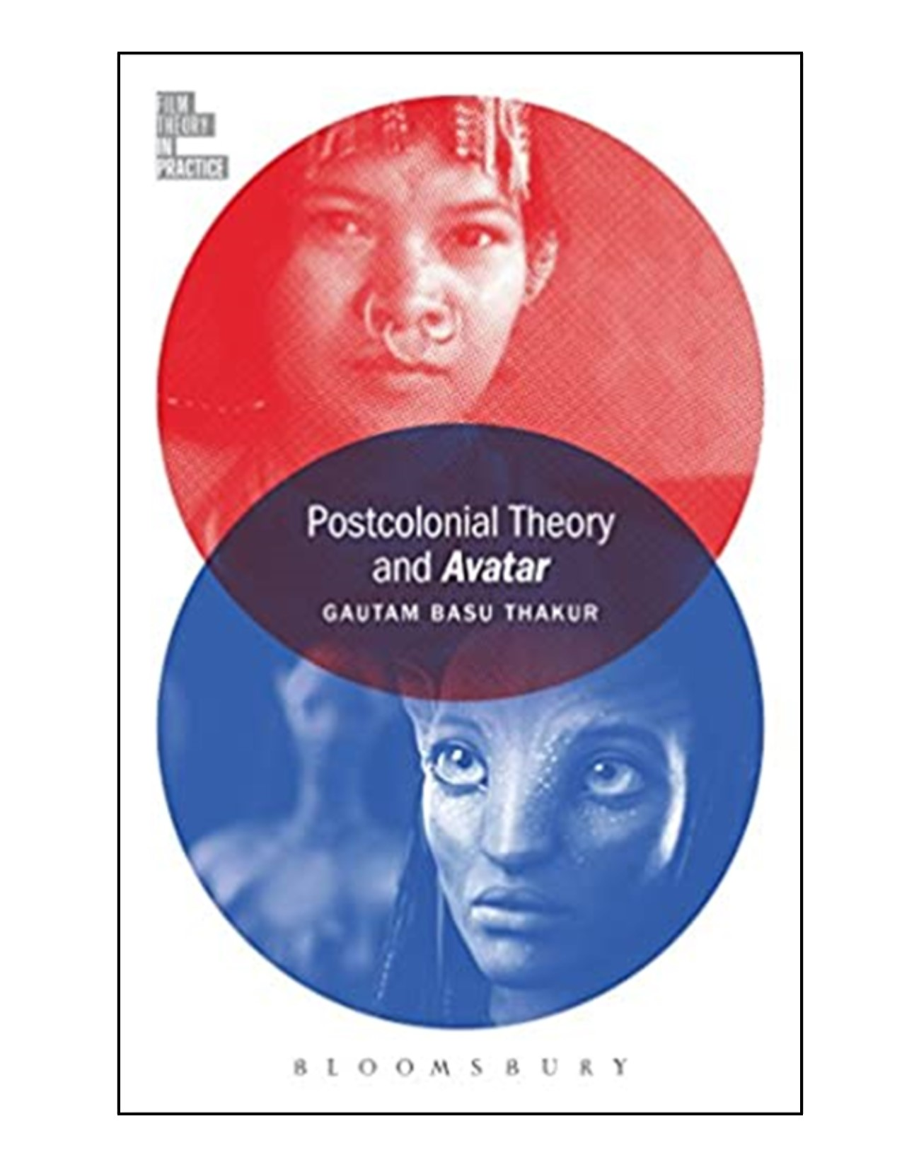Post Colonial Theory and Avatar book cover.