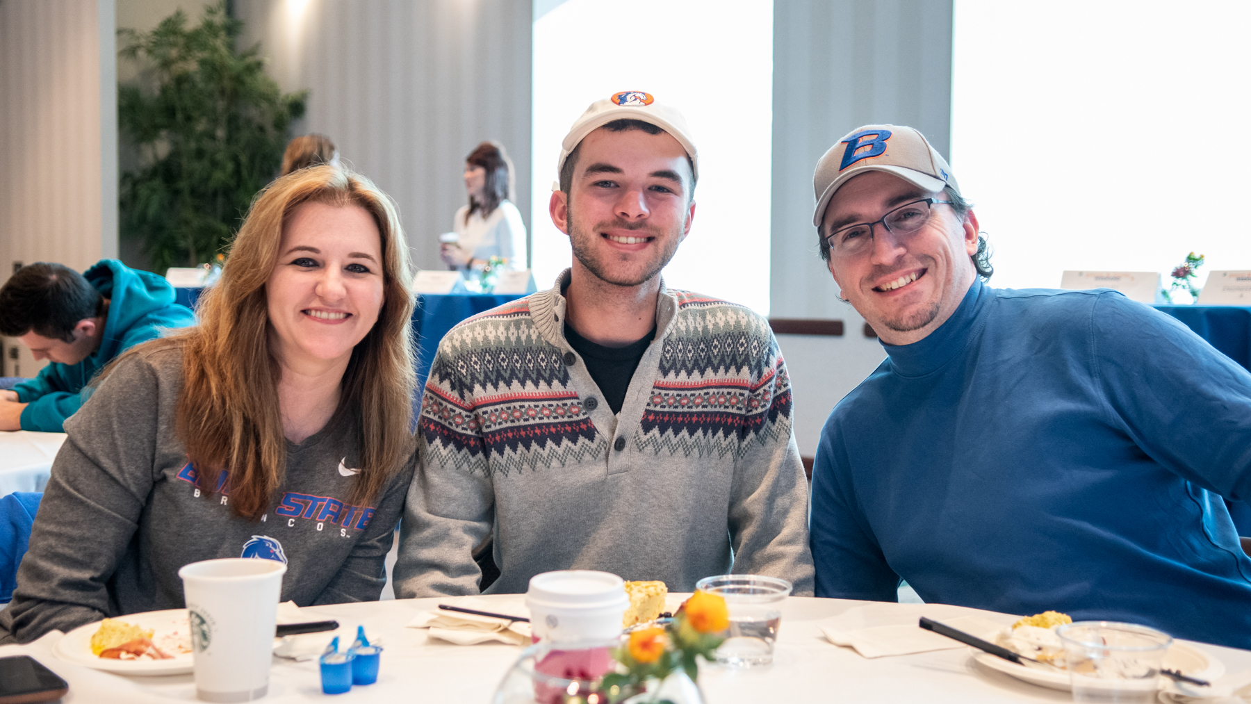 The President's Brunch, Parent Family Weekend, photo by Rogue Huitron