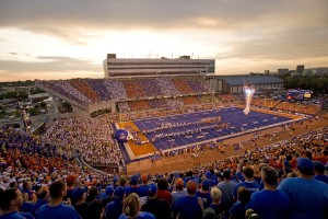 Boise State Football Versus Oregon
