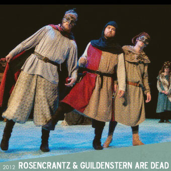 Rosencrantz and Guildenstern are Dead '12