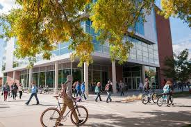 Interactive Learning Center on the Boise State Campus