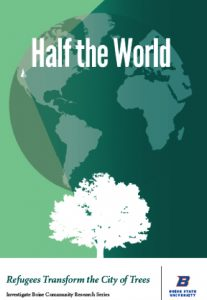 """image of book cover for """"Half the World"""""""