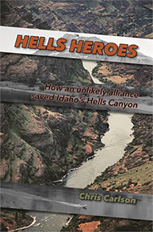 Hells Hero's book cover