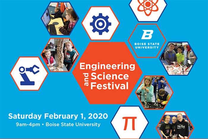 Engineering and Science Festival banner