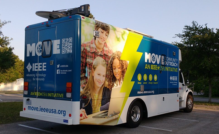 Mobile Outreach Vehicle