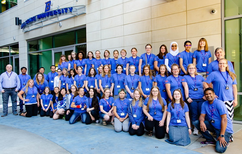Gen Cyber Student Camp 2018 picture