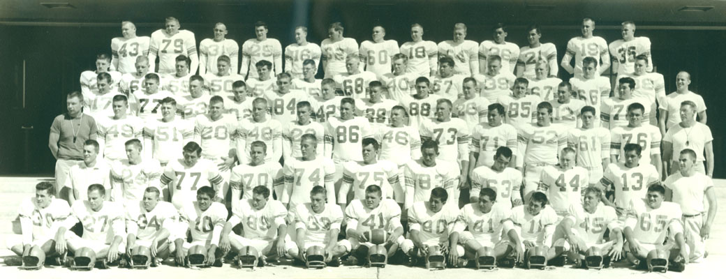 1958 National Junior College Champion Football Team