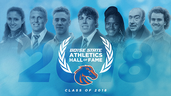 Boise State Athletics Hall of Fame Class of 2018