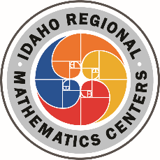 Logo for the Idaho Regional Math Centers