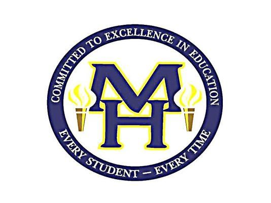 M H logo: Committed to Excellence in Education - Every Student, Every Time