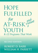 Cover of Hope Fulfilled for At-Risk Youth