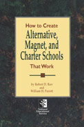 Cover of Alternative, Magnet and Charter Schools That Work