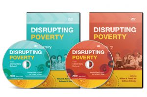 Cover of Disrupting Poverty