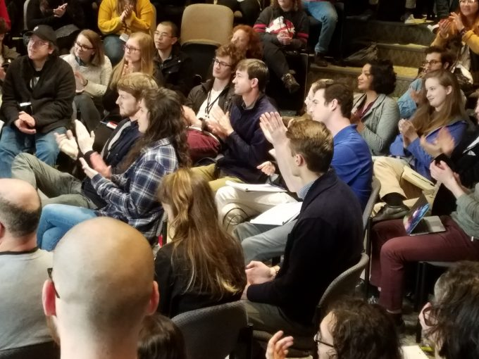 Philosophy students attend 23rd Annual Pac U Conference