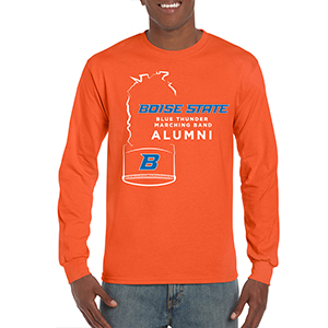 Purchase Blue Thunder alumni long sleeve t-shirt