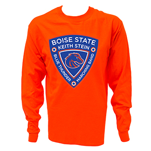Purchase Blue Thunder logo long sleeve t-shirt