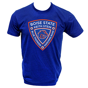 Purchase Blue Thunder logo short sleeve t-shirt