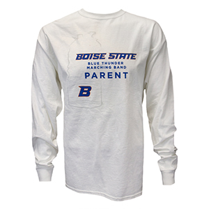 Purchase Blue Thunder parent long sleeve t-shirt
