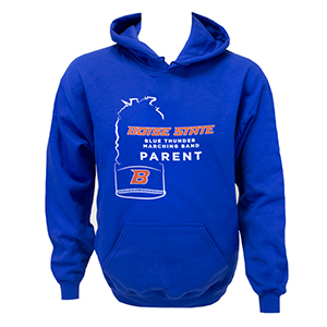 Purchase Blue Thunder parent sweatshirt
