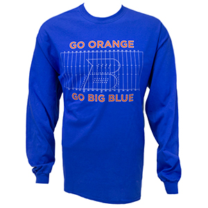 Purchase Blue Thunder pregame B long sleeve t-shirt