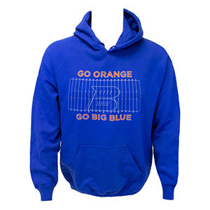 Purchase Blue Thunder pregame B sweatshirt