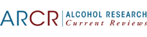 ARCR - Alcohol Research Current Reviews