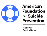 American Foundation for Suicide Prevention logo