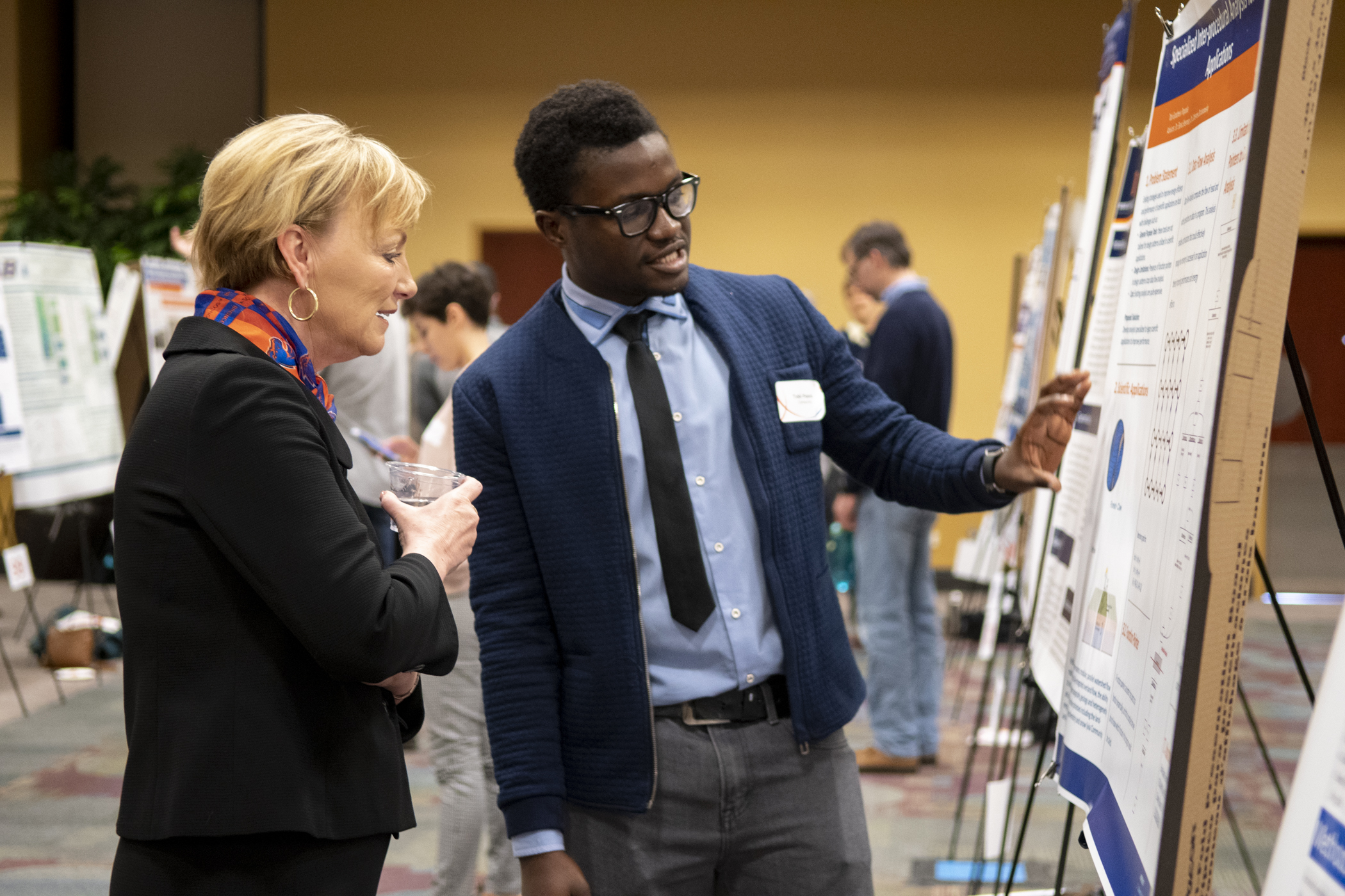 Graduate Student Showcase 2019, Brooke Sutton Photo